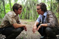 Zac and Matthew in a scene from The Paperboy.  Still taken on August 8, 2011