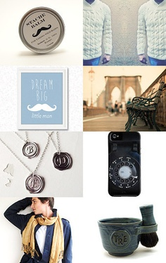 """Dream Big ~ Father's Day Gift Guide"" by MashaCrochet --Pinned with TreasuryPin.com"