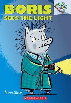 Boris Sees the Light by Andrew Joyner Boris is having a sleepover! He's camping in the backyard with Frederick and Alice. Books For Boys, Childrens Books, New Books, Books To Read, Scared Of The Dark, Budget Book, Award Winning Books, Animal Books, Chapter Books