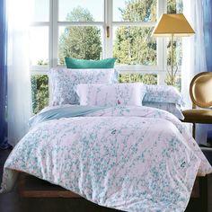 navy blue leaf comforter - Google Search