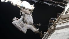 Watch on January 29, as two astronauts aboard the International Space Station (ISS) perform the year's 2nd spacewalk.  Live TV coverage starts at 10:30 UTC (5:30 a.m. EST). The spacewalk begins at about 12:10 UTC (7:10 a.m. EST).