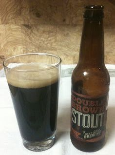 Double Brown Stout from Deep Ellum Brewing Company
