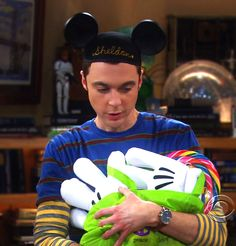 Dr. Sheldon Cooper - Big Bang Theory