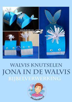 Afbeeldingsresultaat voor jona en de walvis knutselen