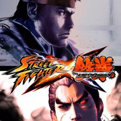 A tekken and street fighter crossover game. This ish is gonna be aweeeeesomeeee