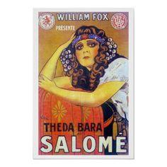 Theda Bara - Salome