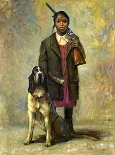 Hunting Buddies by John Carroll Doyle