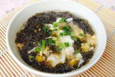 紫菜蛋花汤(保健瘦身汤)