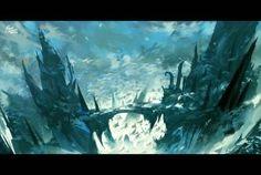 Frozen Bridge by Frostwindz