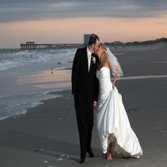 Oceanfront Myrtle Beach Wedding http://www.springmaidbeach.com/groups/weddings/