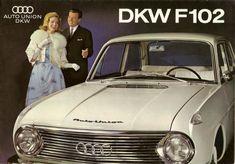 1963-66 DKW F102