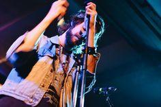 Pablo Cammello GHOST MANTRA - Honky Tonky. Fotografie di Chiara Arrigoni del gruppo musicale italiano alternative rock Ghost Mantra, Chandrabindu tour 2015 #chandrabindu #ghostmantra #lecco #rock #music #livemusic #lizzard #milano