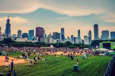 Lollapalooza Music Festival | 11 Reasons To Visit Chicago THIS Summer