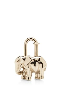 Hermes Elephant Silver Cadena by Heritage Auctions Special Collection - Moda Operandi