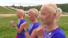 Seeing triple! Identical triplets Leila, Liina, and Lily Luik all qualified to run the marathon for team Estonia at the Rio Olympics. They are the first set ...