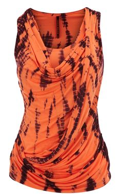 Has to be in my wardrobe - Karen Millen Tie Dye Vest!