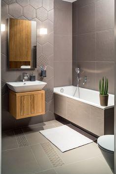 Wanna XXS w projekcie arch. Interior Decorating Tips, Interior Design Tips, Bathroom Trends, Home Decor Bedroom, Corner Bathtub, Malaga, Home Goods, House Styles, Bathroom Remodeling