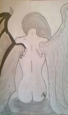 Angel or demon ...  designe by latruffe