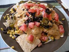 Low Fat Vegan Nacho Cheese Recipe | Happy Herbivore