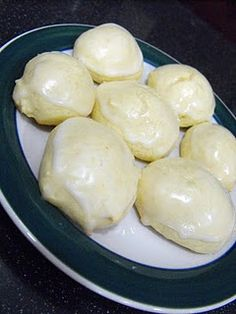 italian lemon cookies - i love lemon cookies!!