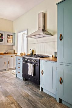 Project 1 - traditional - Kitchen - London - British Standard