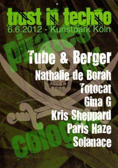 Kunstpark 06.06.2012  Trust in techno