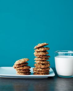 Maple-Oatmeal Cookies