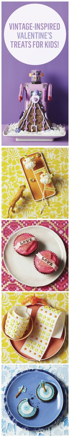 Surprise your little sweetheart with a vintage-inspired delight you can make together or serve as a special Valentine's Day treat. Valentines Day Treats, Valentines For Kids, Valentine Special, Winter Holidays, Vintage Inspired, Personalized Items, How To Make, Inspiration, Biblical Inspiration