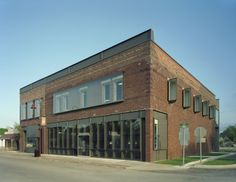 Gentry Public Library / Marlon Blackwell Architect