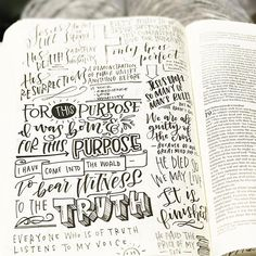 Anyone else letter while their kids are in the bath? It's my favourite time to letter (while they're in aquajail and can't get at my pens or bump my arm) Scripture Art, Bible Art, Bible Verses, Sermon Notes, Bible Notes, Bible Study Journal, Scripture Journal, Prayer Journals, Art Journaling