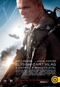 Elysium - Zárt világ online film