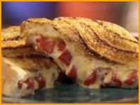 Hungry Girl Fancy 5-Minute Grilled Cheese