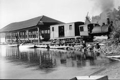 A bit of history: Huntville and Lake of Bays Railway
