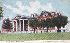 County House, Ionia, Mich.