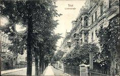 Ostpreußen, Tilsit   Lindenstraße