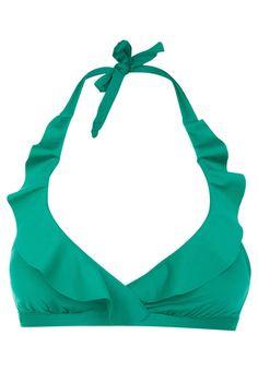 Livia SAVINE MAJORELL Bikini top menthe lux Meer info via http://kledingwinkel.nl/product/livia-savine-majorell-bikini-top-menthe-lux/
