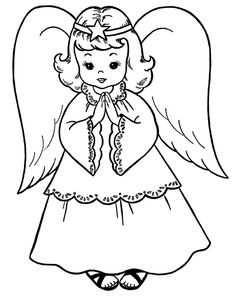 pretty angel merry christmas angel coloring pages kids coloring pages coloring sheets coloring