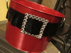 Santas Belt Bucket