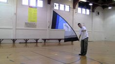 Indoor Rev Tutorial - Basic Catch and Throw (indoor kite)