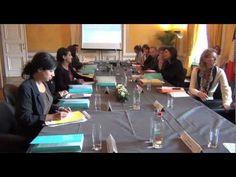 Politique France Rencontre avec la ministre française du Droit des femmes, Najat Vallaud-Belkacem - http://pouvoirpolitique.com/rencontre-avec-la-ministre-francaise-du-droit-des-femmes-najat-vallaud-belkacem/