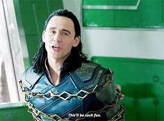 Loki Laufeyson in Thor: Ragnarok (trailer 2)