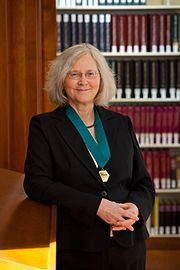 Elizabeth Blackburn CHF 2012 co-discovered telomerase, the enzyme that replenishes the telomere. For this, shared with Carol W. Greider and Jack W. Szostak, she was awarded the 2009 Nobel Prize in Physiology or Medicine, becoming the only Tasmanian-born Nobel laureate.
