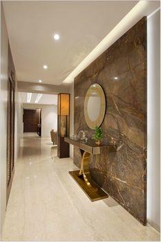 The warm bliss modern corridor, hallway & stairs by ar. The warm bliss modern corridor, hallway & stairs by ar. Home Entrance Decor, House Entrance, Entryway Decor, Entrance Design, Apartment Entrance, Entrance Foyer, Bedroom Decor, Home Room Design, Home Interior Design