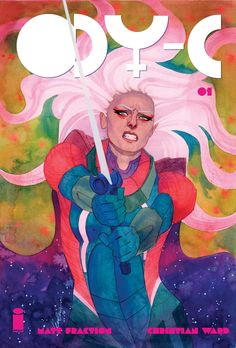 ODY-C #1 variant cover by Kevin Wada *