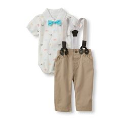 There's nothing cuter than a dapper-dressed baby boy! Big Fashion, Little Prices