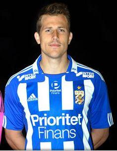Glenn Tobias Hysén is a Swedish footballer who plays for Allsvenskan club IFK Göteborg and the Swedish national team as a forward. He is the son of Glenn Hysén. Tobias, Plays, Sweden, Football, Adidas, Club, Sexy, Soccer, American Football