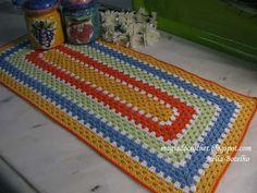 """Magia do Crochet: Naperons em crochet e o meu novo """"Wip"""""""