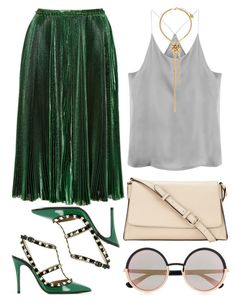 """""""OTD51: Double Life"""" by bugatti-veyron ❤ liked on Polyvore featuring Rochas, DKNY, Ela Stone, Valentino and Marc by Marc Jacobs"""