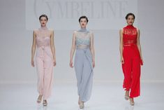 Cymbeline 2019. Barcelona, Paris Mode, Bridesmaid Dresses, Wedding Dresses, Spring Summer 2018, Elegant, Business Fashion, Fashion Week, Marie