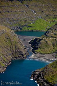 Saksun in Faroe Islands <3